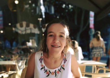 New Intern BsC student – Ana Teresa Gaspar