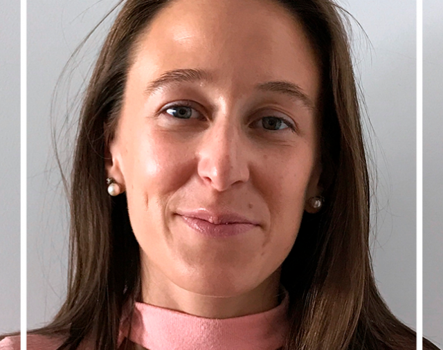 New Postdoctoral research scientist - Joana Mourão