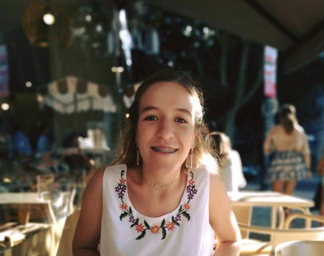 New Intern BsC student - Ana Teresa Gaspar