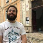 New Intern BsC student – Manuel Pires